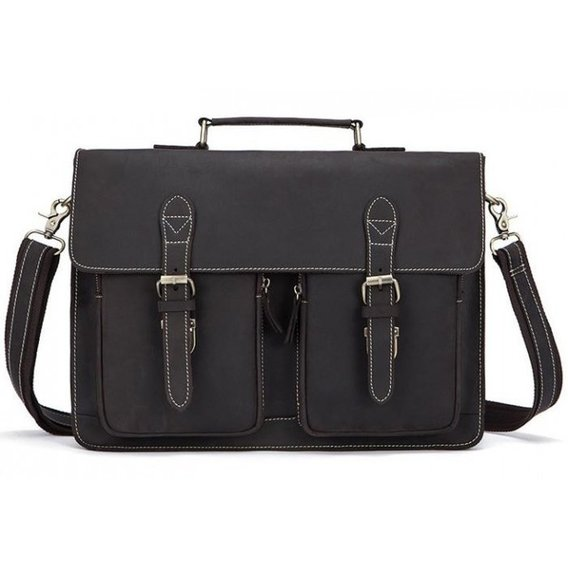 7113f875901e Bexhill Leather Bag Black (Bx1061B) for MacBook 15. Купить Bexhill ...