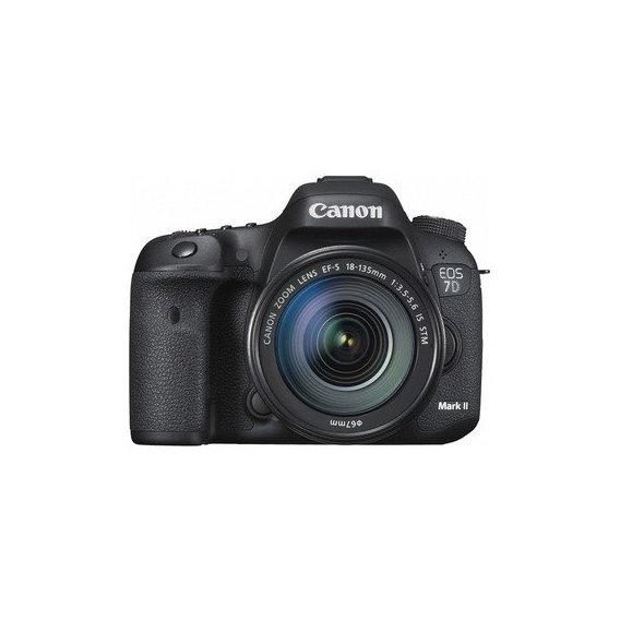 Canon EOS 7D Mark II Kit (18-135mm) IS