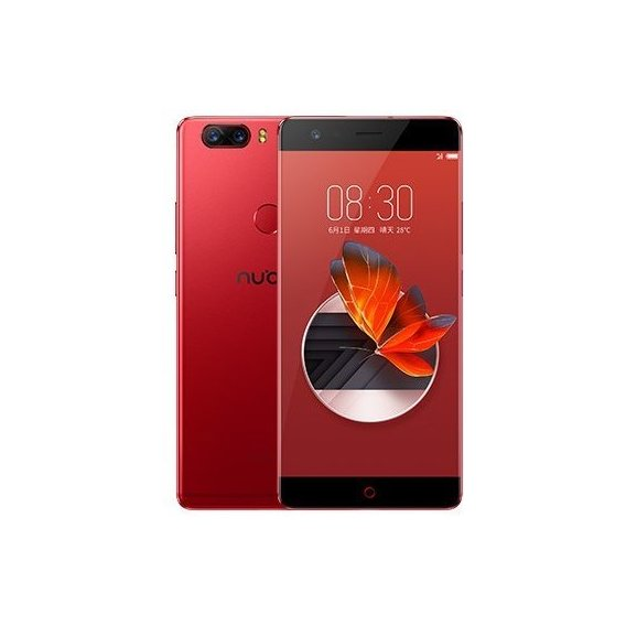 Смартфон ZTE Nubia Z17 8/128 Flame Red