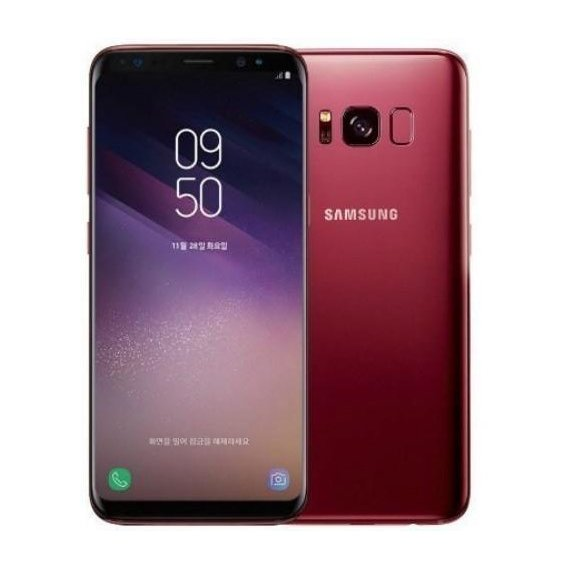 Смартфон Samsung Galaxy S8 Plus Duos 128GB Red G9550