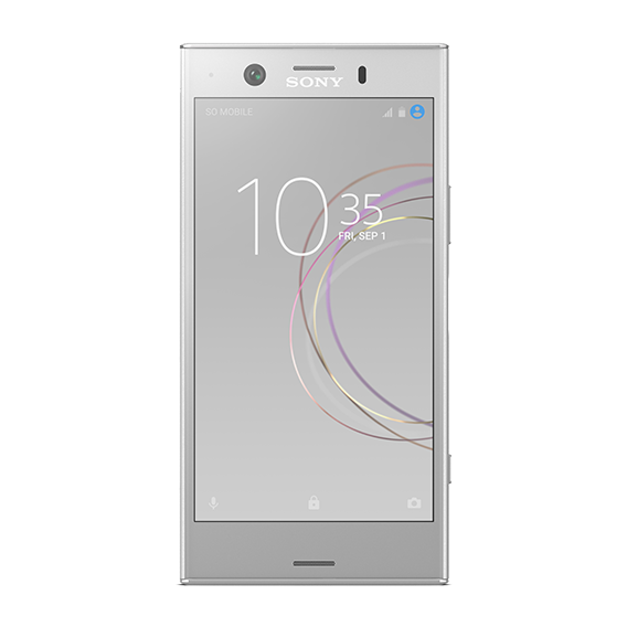 Смартфон Sony Xperia XZ1 Compact 32GB Single Silver