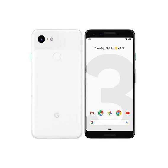 Смартфон Google Pixel 3 4/128GB Clearly White
