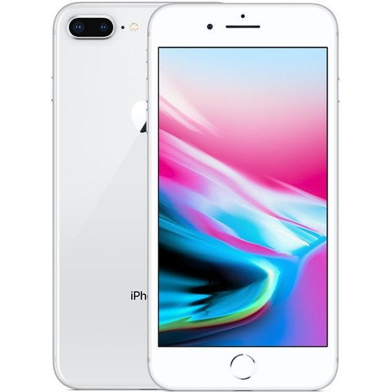 iPhone 8 Plus 64GB Silver (trade-in, царапины)