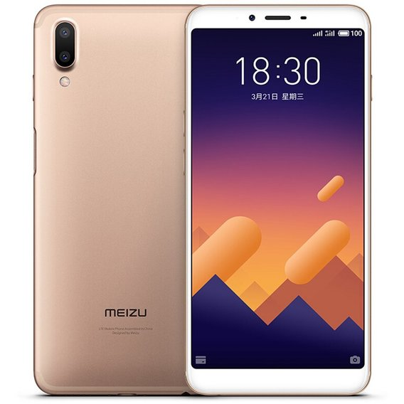 Смартфон Meizu E3 6/64GB Gold