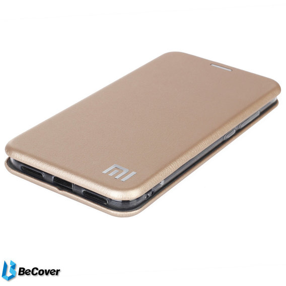 Аксессуар для смартфона BeCover Book Exclusive Gold for Xiaomi Redmi 5 Plus (702193)