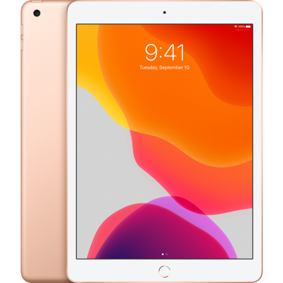 "Планшет Apple iPad 10.2"" Wi-Fi 32GB Gold (MW762) 2019"