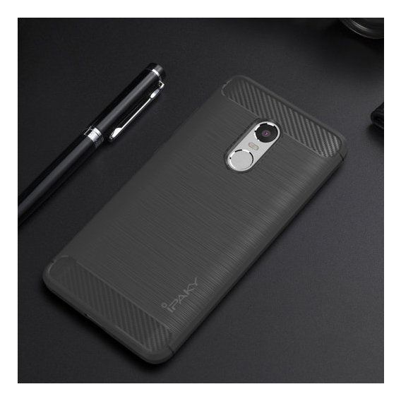 Аксессуар для смартфона iPaky Slim Grey for Xiaomi Redmi Note 4 / Note 4X