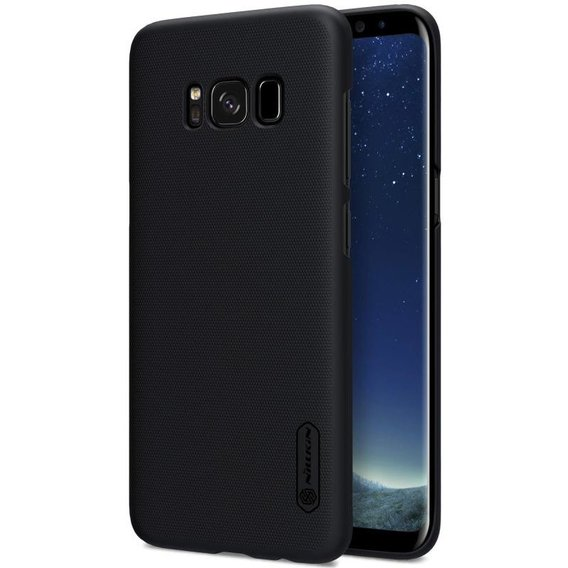 Аксессуар для смартфона Nillkin Super Frosted Black for Samsung G955 Galaxy S8 Plus