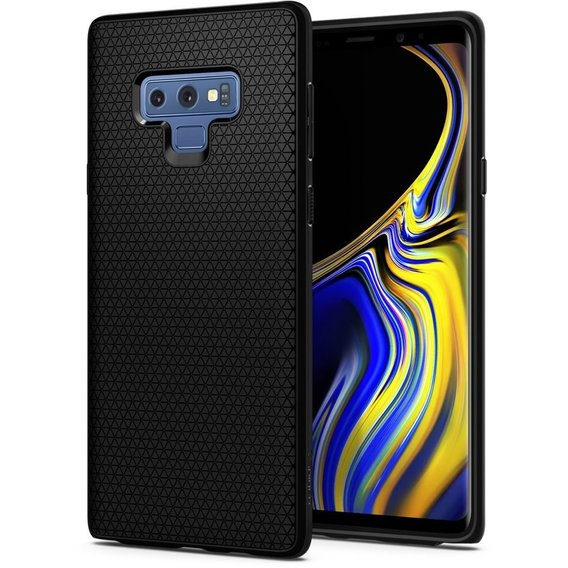 Аксессуар для смартфона SGP Liquid Air Matte Black (599CS24580) for Samsung N960 Galaxy Note 9