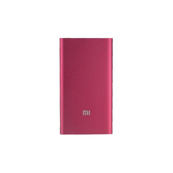 внешний аккумулятор Xiaomi Mi Power Bank 5000 Mah Red Ndy 02 Am