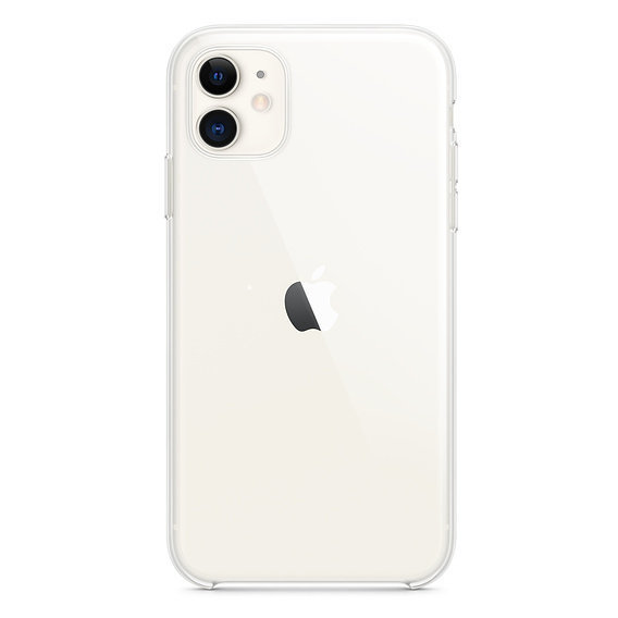 Аксессуар для iPhone Apple Clear Case (MWVG2) for iPhone 11