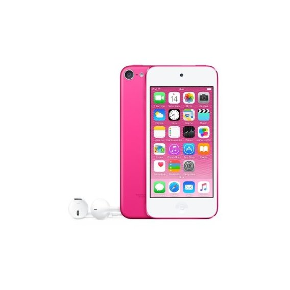 MP3-плеер Apple iPod touch 6Gen 16GB Pink (MKGX2)