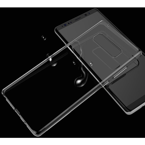 Аксессуар для смартфона TPU Case Transparent for Samsung N950 Galaxy Note 8