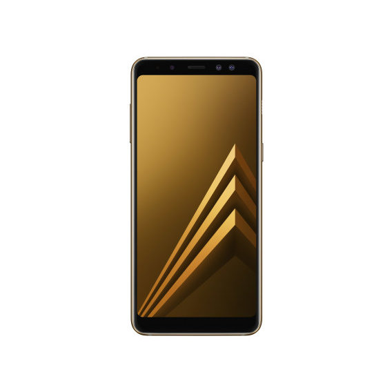 Смартфон Samsung Galaxy A8 Plus 2018 Gold A730F/DS (UA UCRF)