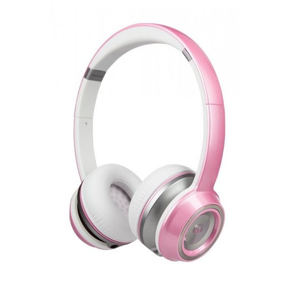 Наушники Monster NTune On-Ear Headphones, Pearl Pink (MNS-128515-00)