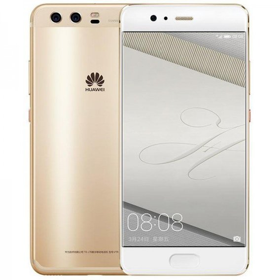 Смартфон Huawei P10 Plus Single SIM 128GB Gold