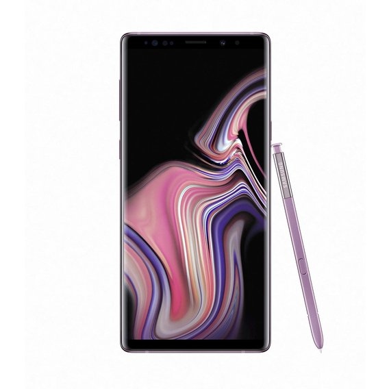 Смартфон Samsung Galaxy Note 9 6/128Gb Dual Lavender Purple N960