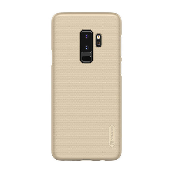 Аксессуар для смартфона Nillkin Super Frosted Golden for Samsung G965 Galaxy S9+