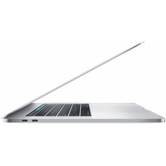 Apple MacBook Pro 15 Retina Silver with Touch Bar (MLW82) 2016
