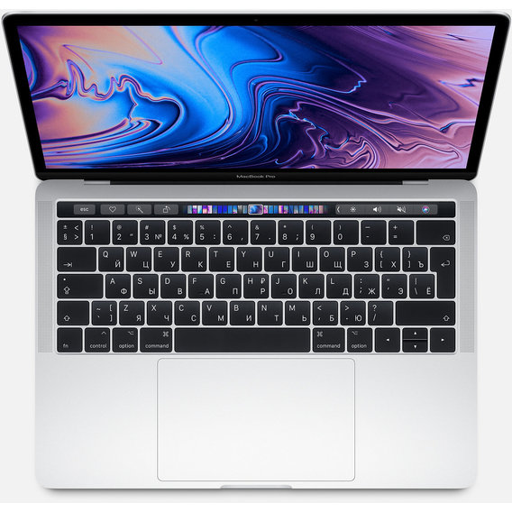 Apple MacBook Pro 13 Retina Silver with Touch Bar (MV992) 2019