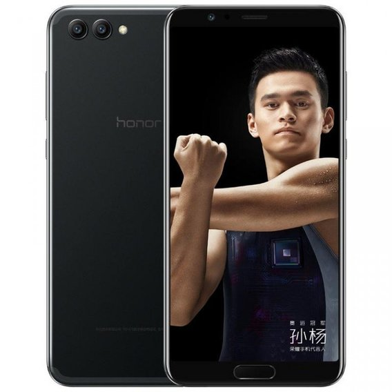Смартфон Honor V10 6/64GB Dual Midnight Black