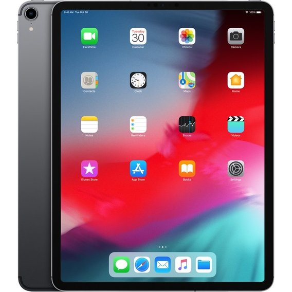 "Планшет Apple iPad Pro 12.9"" Wi-Fi + LTE 256GB Space Gray (MTJ02) 2018"