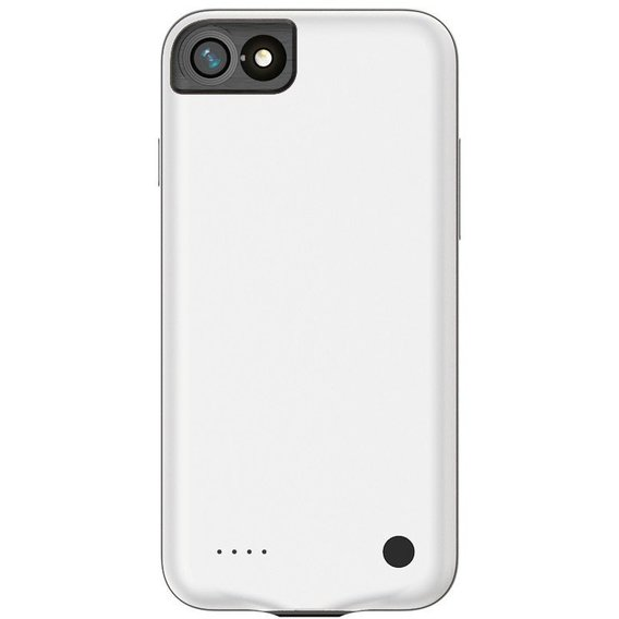 Аксессуар для iPhone Baseus Geshion Battery Case White for iPhone 8/iPhone 7