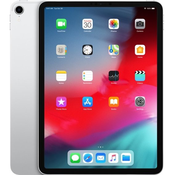 "Планшет Apple iPad Pro 11"" Wi-Fi 256GB Silver (MTXR2)"