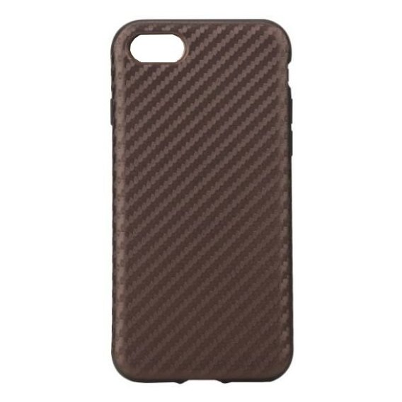 Аксессуар для iPhone Rock Origin Texured Brown for iPhone 8 Plus/iPhone 7 Plus