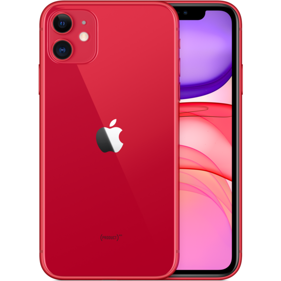 Apple iPhone 11 64GB Red Dual SIM