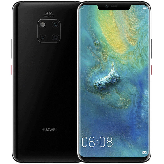 Смартфон Huawei Mate 20 Pro 8/128GB Dual Briliant Black