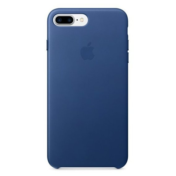 Аксессуар для iPhone Apple Leather Case Sapphire (MPTF2) for iPhone 8 Plus/iPhone 7 Plus