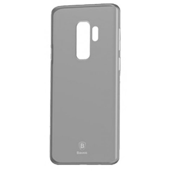 Аксесуар для смартфона Baseus Wing Case Transparent Black (WISAS9-01) for Samsung G960 Galaxy S9