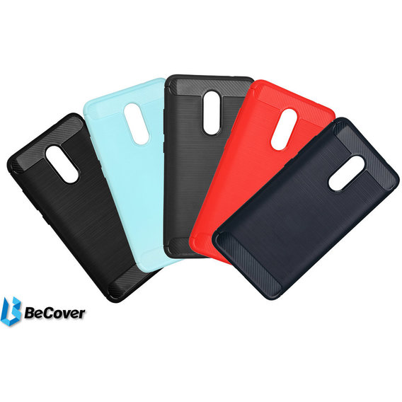 Аксессуар для смартфона BeCover Carbon Black for Huawei P20 Pro (701980)