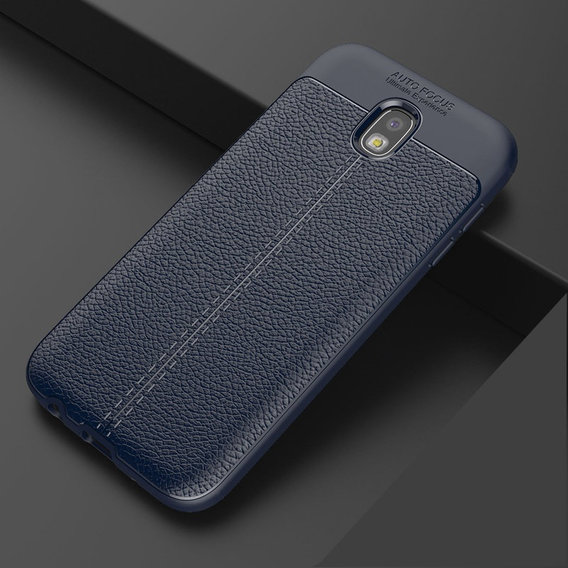 Аксессуар для смартфона TPU Case Skin Shield Blue for Samsung J730 Galaxy J7 2017