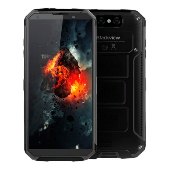 Смартфон Blackview BV9500 PRO 6/128Gb Dual Black