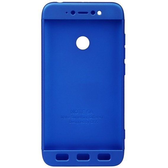 Аксессуар для смартфона BeCover Case 360° Super-protect Deep Blue for Xiaomi Redmi Note 5A (701871)