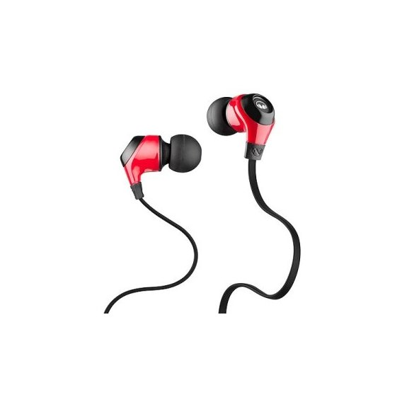 Наушники Monster NCredible NErgy In-Ear Headphones Cherry Red