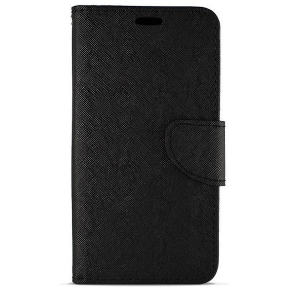 Аксессуар для смартфона Mobile Case Goospery Book Cover Black for Samsung J330 Galaxy J3 2017
