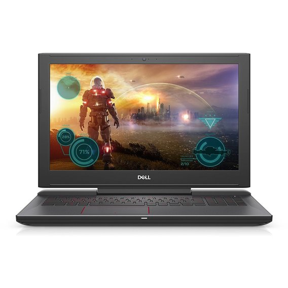Ноутбук Dell G5 15 5587 Gaming (G5587-7037RED-PUS)