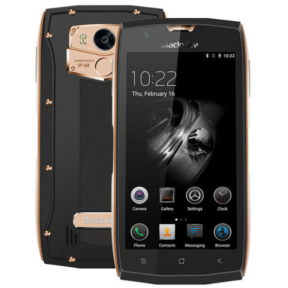 Смартфон Blackview BV7000 PRO Gold