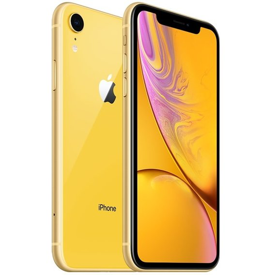Apple iPhone XR 64GB Yellow Dual SIM