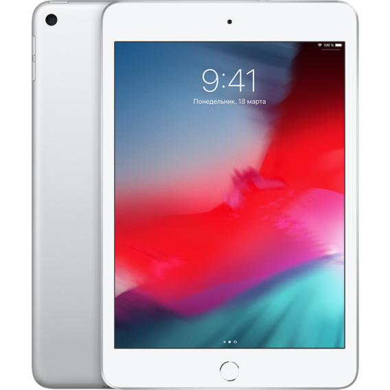 Планшет Apple iPad mini 5 Wi-Fi 256GB Silver (MUU52) 2019