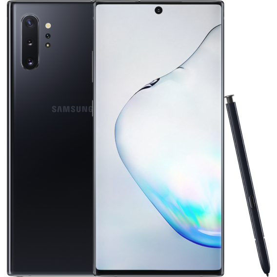 Смартфон Samsung Galaxy Note 10 Plus 8/256GB Dual SIM Black N975