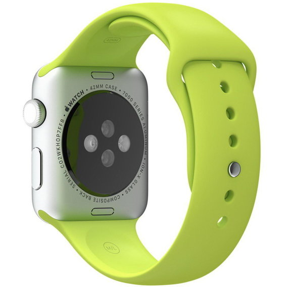 Аксессуар для Watch COTEetCI W3 Sport Band Green (CS2086-GR) for Apple Watch 42/44mm